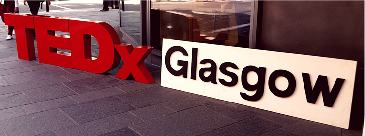 TEDx Glasgow with This is Milk blog