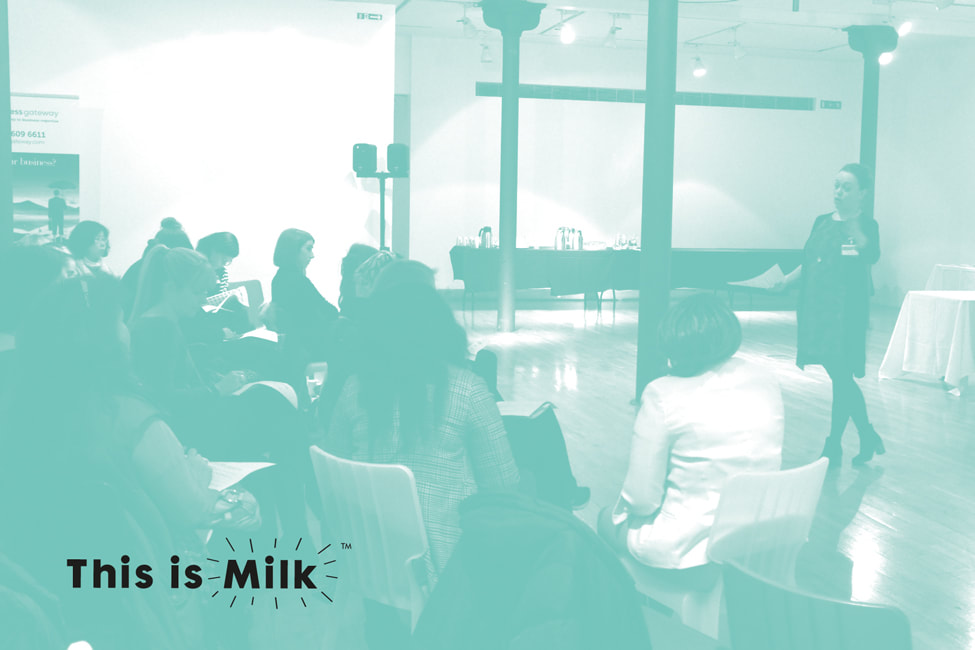 Women in Business. This is Milk blog